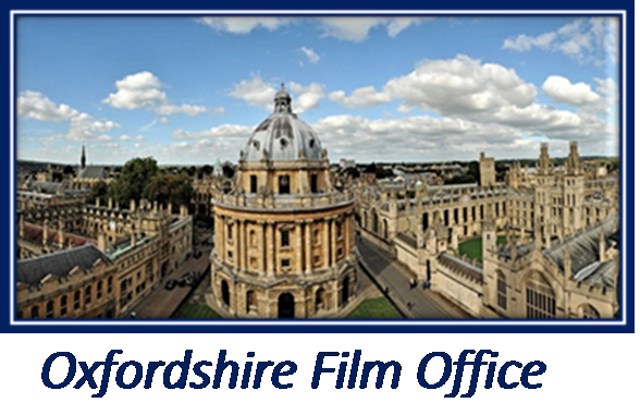Oxfordshire Film Office Image