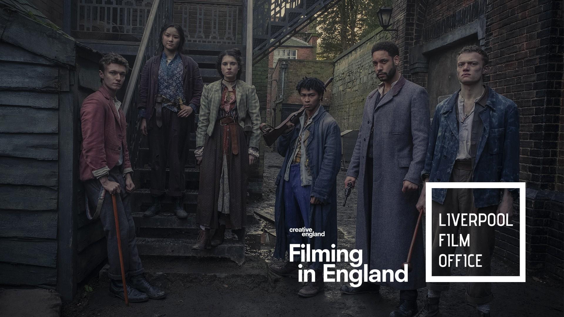Netflix and Drama Republic's The Irregulars